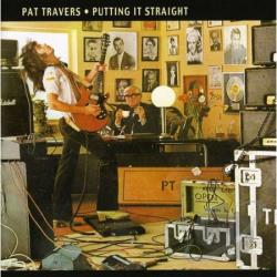 Travers, Pat - Putting It Straight CD Cover Art