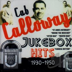 Calloway, Cab - Jukebox Hits: 1930-1950 CD Cover Art