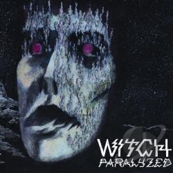 Witch - Paralyzed CD Cover Art