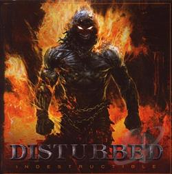Disturbed - Indestructible CD Cover Art