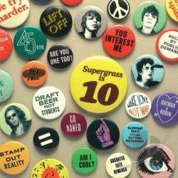 Supergrass - Best Of 94-04 CD Cover Art