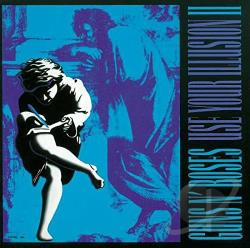 Guns N' Roses - Use Your Illusion II CD Cover Art