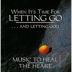 Serenity Artists - When It's Time For Letting G CD Cover Art