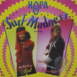 Hapa - Surf Madness CD Cover Art