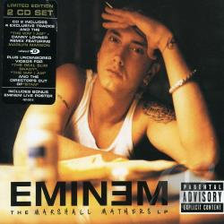 Eminem - Marshall Mathers LP CD Cover Art