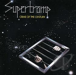 Supertramp - Crime of the Century CD Cover Art