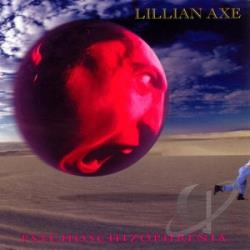 Axe, Lillian  - Psychoschizophrenia CD Cover Art
