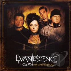 Evanescence - My Immortal DS Cover Art