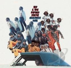 Sly & The Family Stone - Greatest Hits CD Cover Art