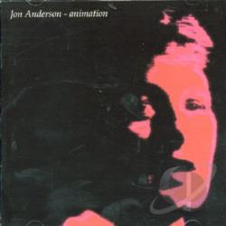 Anderson, Jon - Animation CD Cover Art