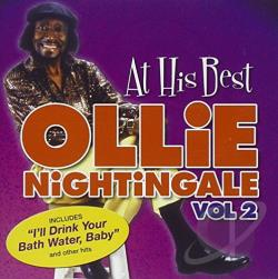 Nightingale, Ollie - At His Best, Vol. 2 CD Cover Art