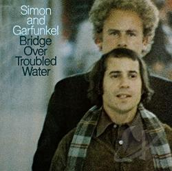 Simon & Garfunkel - Bridge Over Troubled Water CD Cover Art