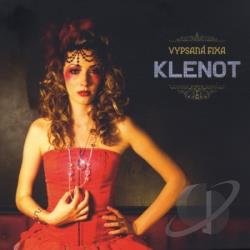 Vypsana Fixa - Klenot CD Cover Art