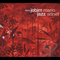 Adnet, Mario - More Jobim Jazz CD Cover Art