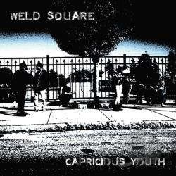 Weld Square - Capricious Youth CD Cover Art