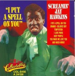 Hawkins, Screamin' Jay - I Put a Spell on You CD Cover Art