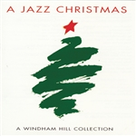 Jazz Christmas CD Cover Art