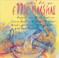 Eddie Marshall (Reeds) - Cookin' for You CD Cover Art
