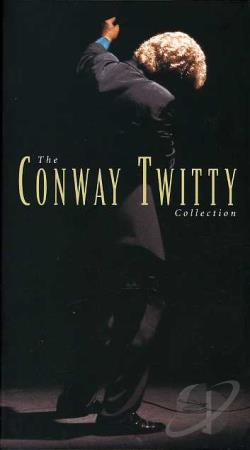 Twitty, Conway - Conway Twitty Collection CD Cover Art