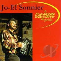 Sonnier, Jo-el - Cajun Pride CD Cover Art