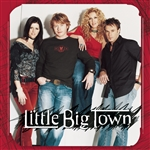 Little Big Town CD Cover Art
