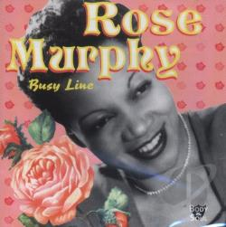 Murphy, Rose - Busy Line CD Cover Art