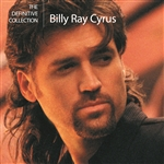 Cyrus, Billy Ray - Definitive Collection CD Cover Art