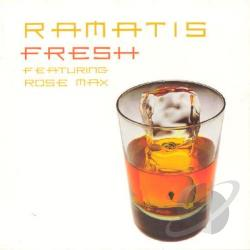 Ramatis - Ramatis Featuring Rose Max CD Cover Art