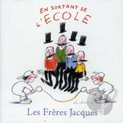 Les Freres Jacques - En Sortant De L'Ecole CD Cover Art