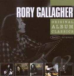 Gallagher, Rory - Original Album Classics CD Cover Art
