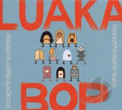 Luaka Bop: Twenty First Century Twenty First Year CD Cover Art