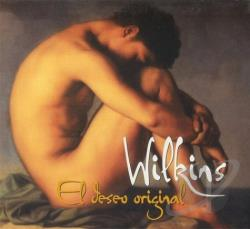 Wilkins - El Deseo Original CD Cover Art