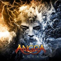 Angra - Aqua CD Cover Art