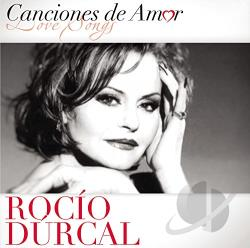 Durcal, Rocio - Canciones de Amor CD Cover Art