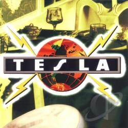 Tesla - Psychotic Supper CD Cover Art