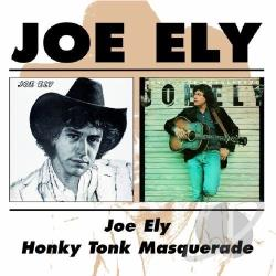 Ely, Joe - Joe Ely/Honky Tonk Masquerade CD Cover Art
