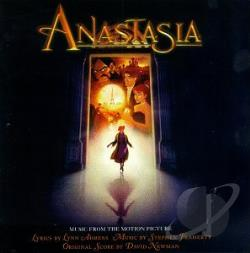 Anastasia CD Cover Art