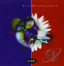 Dave Matthews Band - Crash CD Cover Art