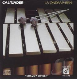 Tjader, Cal - La Onda Va Bien CD Cover Art