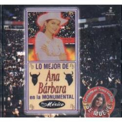 Barbara, Ana - Exitos CD Cover Art