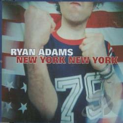 Adams, Ryan - New York New York CD Cover Art