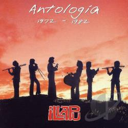 Illapu - Antologia CD Cover Art