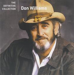 Williams, Don - Definitive Collection CD Cover Art