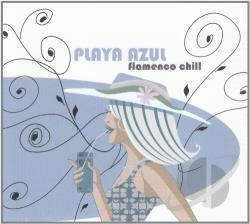 Buddha, DJ Red - Playa Azul: Flamenco Chill CD Cover Art