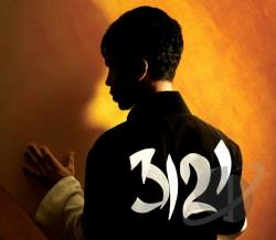 Prince - 3121 CD Cover Art