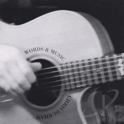 Durham, Chris - Words & Music CD Cover Art