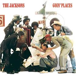 Jacksons - Goin' Places CD Cover Art