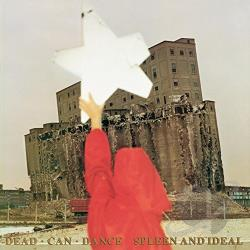 Dead Can Dance - Spleen and Ideal CD Cover Art
