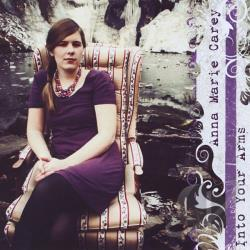Anna Marie Carey - Into Your Arms CD Cover Art