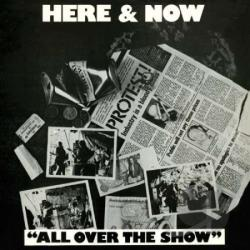 Here & Now - All Over the Show CD Cover Art